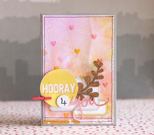 Hooray-card