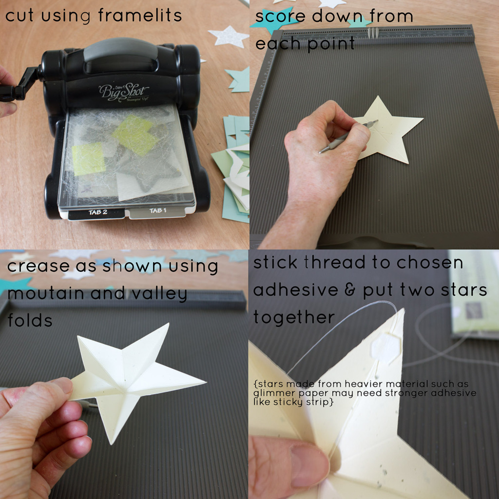 Stars Instructions